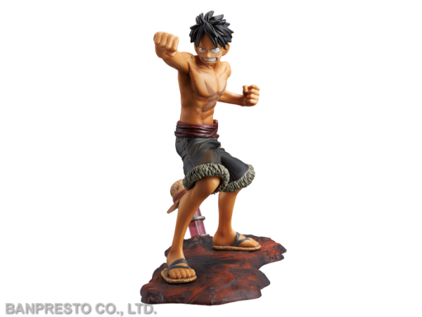 48644_ワンピース DXF MANHOOD-MONKEY.D.LUFFY-