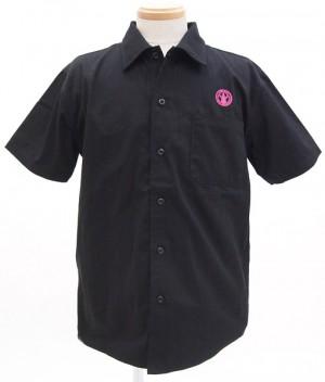 アルティまどか刺繍ワークシャツ前s