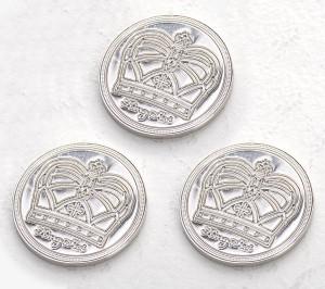 美琴のコイン3枚セットs