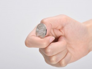 美琴のコイン構えs