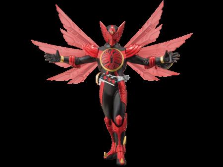 48865_仮面ライダーシリーズ DXF Solid Heroes ~仮面ライダーオーズ タジャドル コンボ~