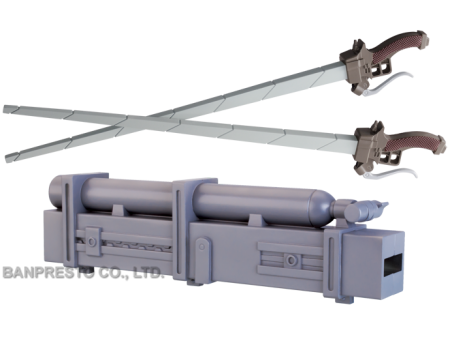 48882_進撃の巨人 超硬質ブレード型箸