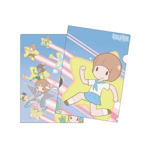 マコちゃんクリアファイル (300円)