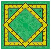 Bandanna(green)