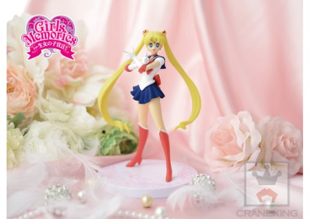 49015_美少女戦士セーラームーン-Girls-Memories-figure-of-SAILOR-MOON(4)