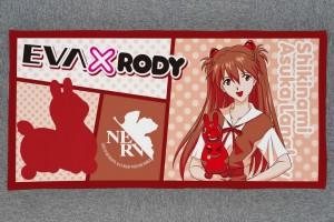 EVA × RODY ハイクオリティバスタオル_01
