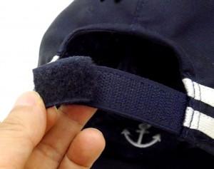 第一種略帽アジャスター