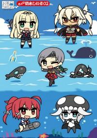 艦これ ちょい防水シール 02