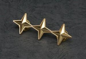 最襲三つ星ピンズ
