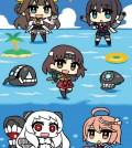 艦これ ちょい防水シール 01