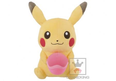 49151_Pokemonlife@enjoy-eating!-HQぬいぐるみ ピカチュウ(1)