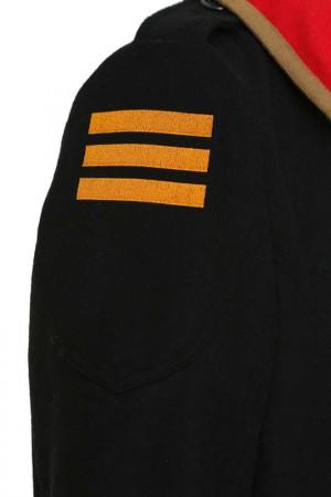 07-艦長コート右肩刺繍
