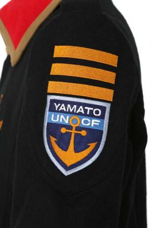 08-艦長コート左肩刺繍
