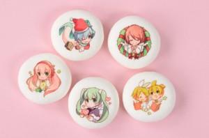 初音ミク ハイクオリティクリスマスお菓子缶2014 (3)