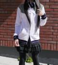 暁美ほむらデザインパーカー着女性イメージ1s