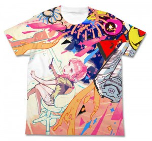 pixiv祭 あさぎり フルグラフィックTシャツ