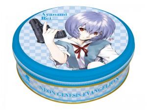新世紀エヴァンゲリオン ハイクオリティクッキー缶 (1)