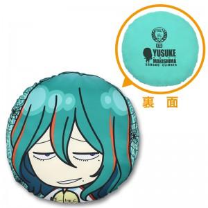 C賞:巻島クッション (全1種/幅 約30cm)