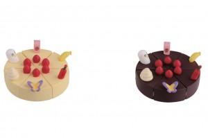 (参考イメージ)ケーキを集めるとホールケーキに!