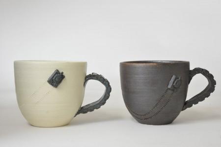 マグカップ2種