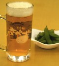 モッフル達の乾杯ビールジョッキイメージs