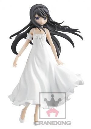 49845_劇場版 魔法少女まどか☆マギカ[前編]始まりの物語 「暁美ほむら~白いワンピースver.~」フィギュア(1)