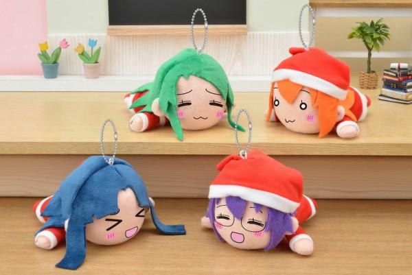 【差替予定】長門有希ちゃんの消失-寝そべりぬいぐるみクリスマスパーティーVer