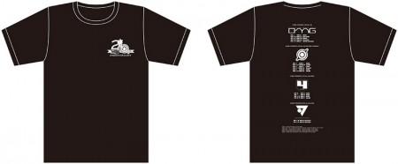 『電脳戦機バーチャロン』20周年Tシャツ