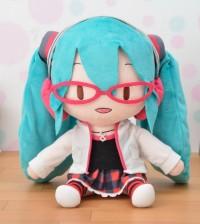 """初音ミク Project DIVA Arcade Future Tone MEJぬいぐるみ""""初音ミク-ナチュラル"""""""