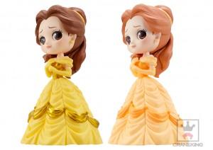 37309_Q posket Disney Characters -Belle-(6)