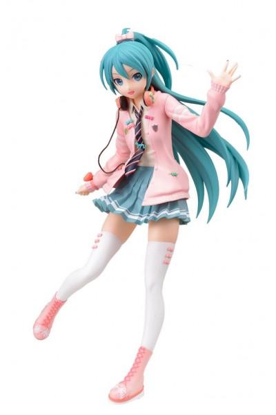"""初音ミク Project DIVA Arcade Future Tone スーパープレミアムフィギュア""""初音ミク-リボンガール"""""""
