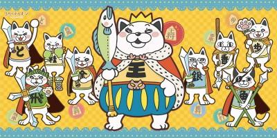 TVアニメ「3月のライオン」 プレミアムバスタオル2