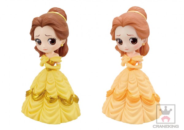 37309_Q posket Disney Characters -Belle-(1)