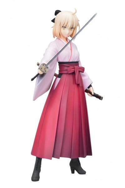 "Fate Grand Order スーパープレミアムフィギュア""セイバー/沖田総司"""