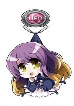 東方Project UFOつままれ アクリルキーチェーンマスコットVol.5_07