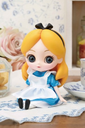 CUICUI Disney Characters プレミアムDoll~Alice~_02