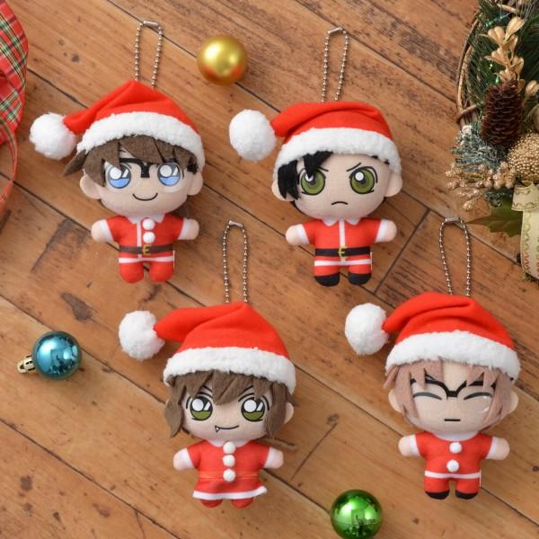 名探偵コナン キーチェーンマスコットクリスマス2018