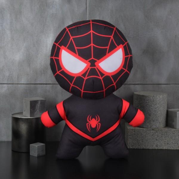 スパイダーマン MARVEL Kawaii Art Colletion メガジャンボぬいぐるみ #マイルス・モラレス