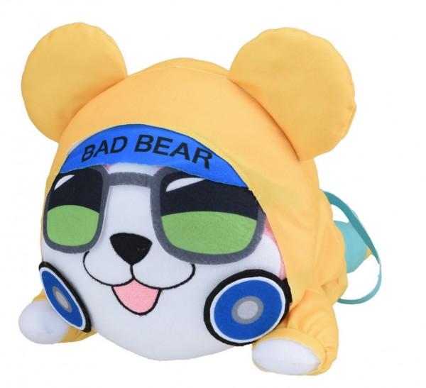"""バンドリ! ガールズバンドパーティ! メガジャンボ寝そべりぬいぐるみ""""ミッシェル-BAD BEAR"""""""