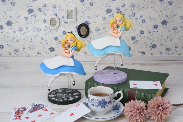 ふしぎの国のアリス プレミアムフィギュアColor & Pastel