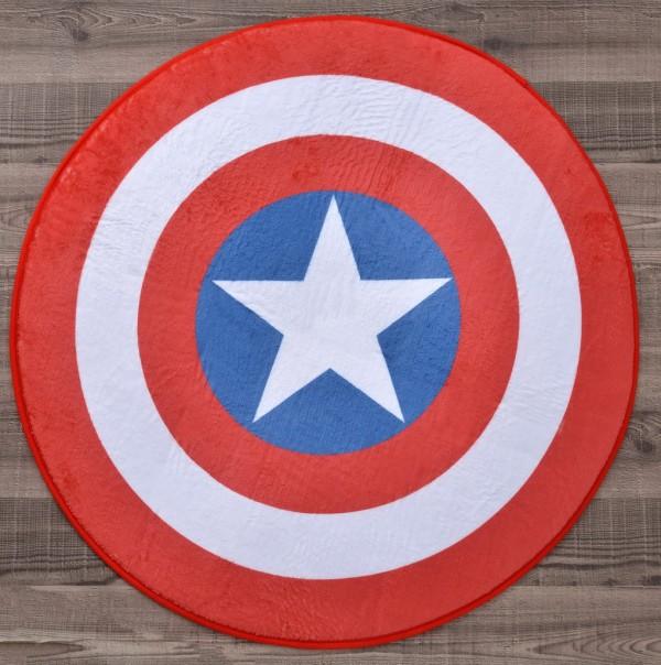 MARVEL キャプテン・アメリカ プレミアムシールドマット