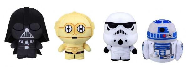 スターウォーズ moipon エクストラぬいぐるみ ダースベイダー,ストームトルーパー,C-3PO,R2-D2_01_C